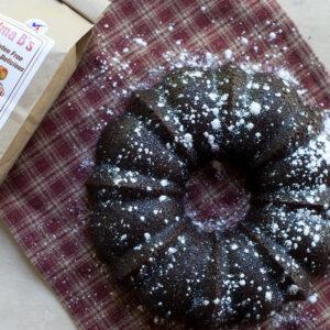 Cake mix and cake